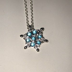 Snowflake ❄️ necklace
